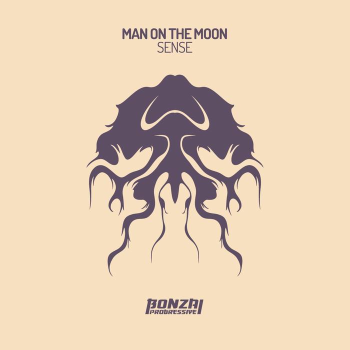 MAN ON THE MOON - Sense