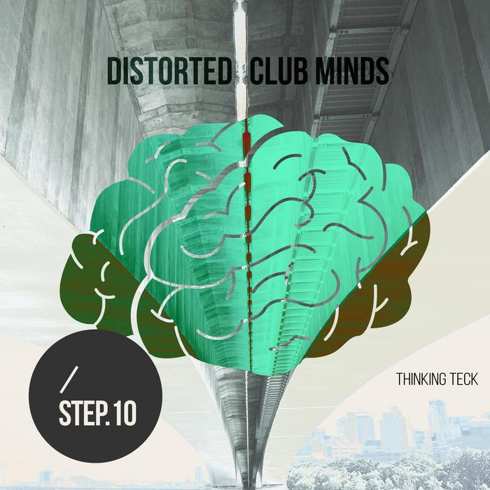 VARIOUS - Distorted Club Minds - Step 10
