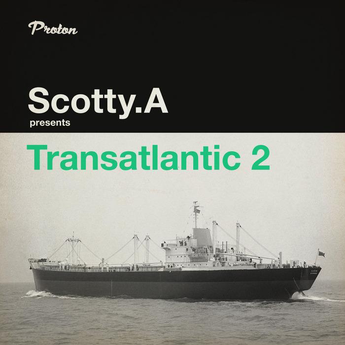 FRANK MARIS - Transatlantic Vol 2: Compiled By Scotty A