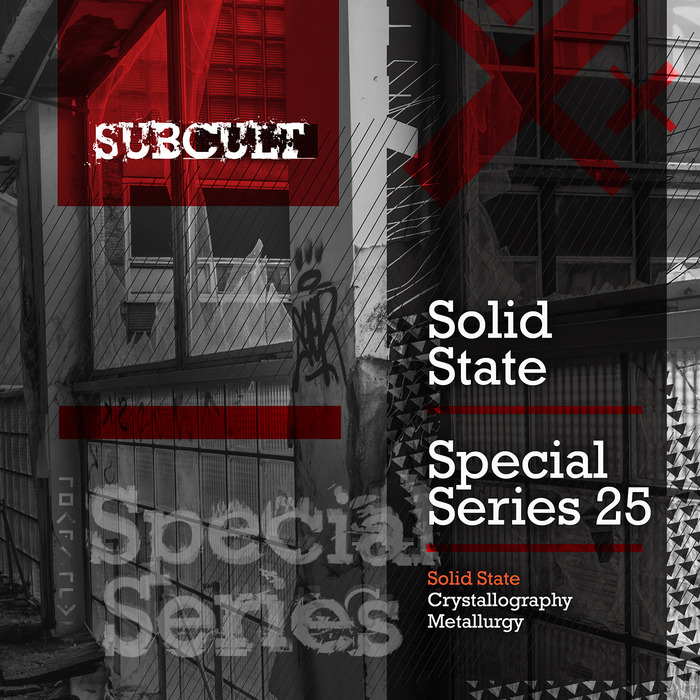 SOLID STATE - SUB CULT Special Series EP 25