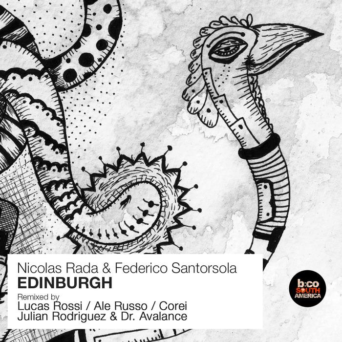 NICOLAS RADA/FEDERICO SANTORSOLA - Edinburgh