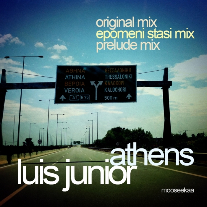 LUIS JUNIOR - Athens