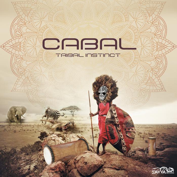 CABAL/DUSTRAFFIK - Tribal Instinct
