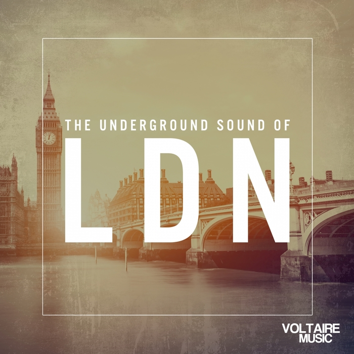 VARIOUS - The Underground Sound Of London