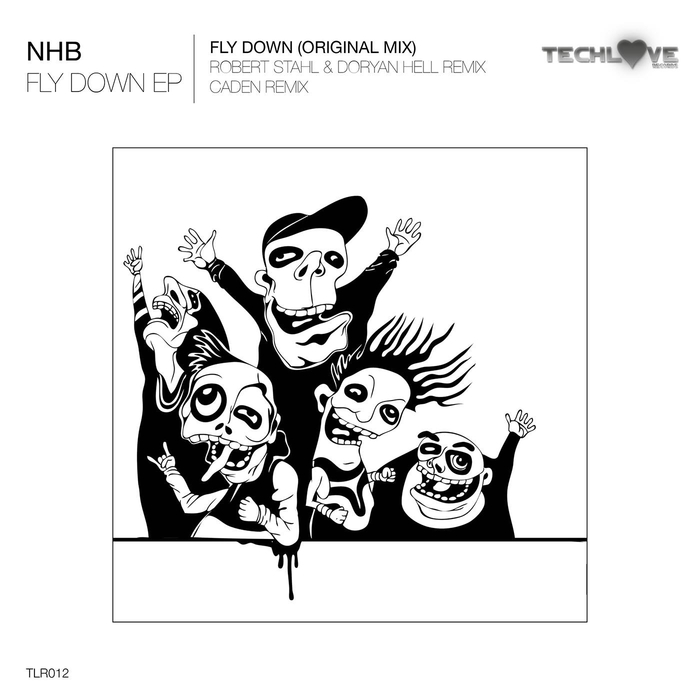 NHB - Fly Down EP