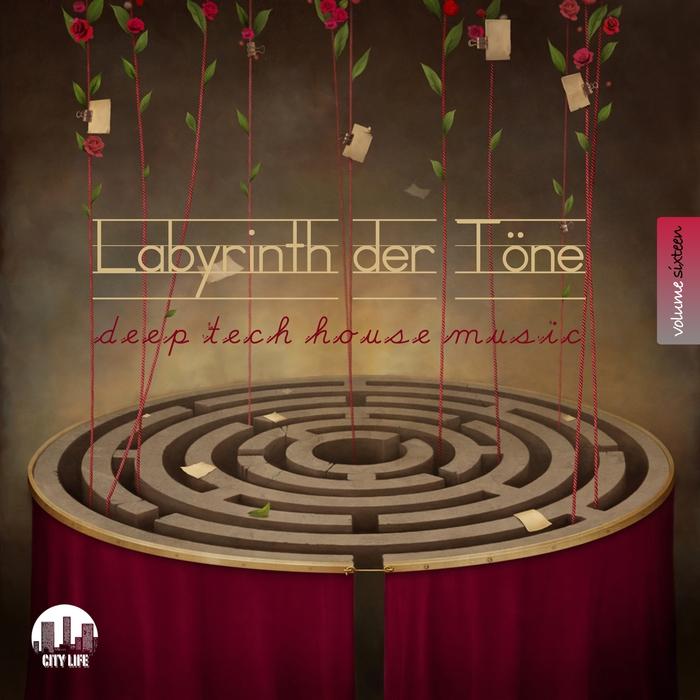 VARIOUS - Labyrinth Der Tone Vol 16: Deep & Tech-House Music
