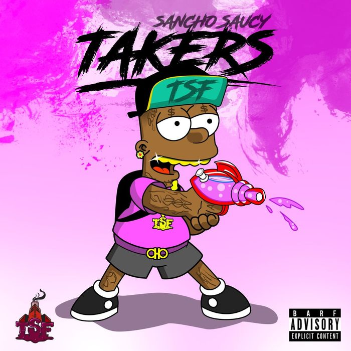SANCHO SAUCY - Takers