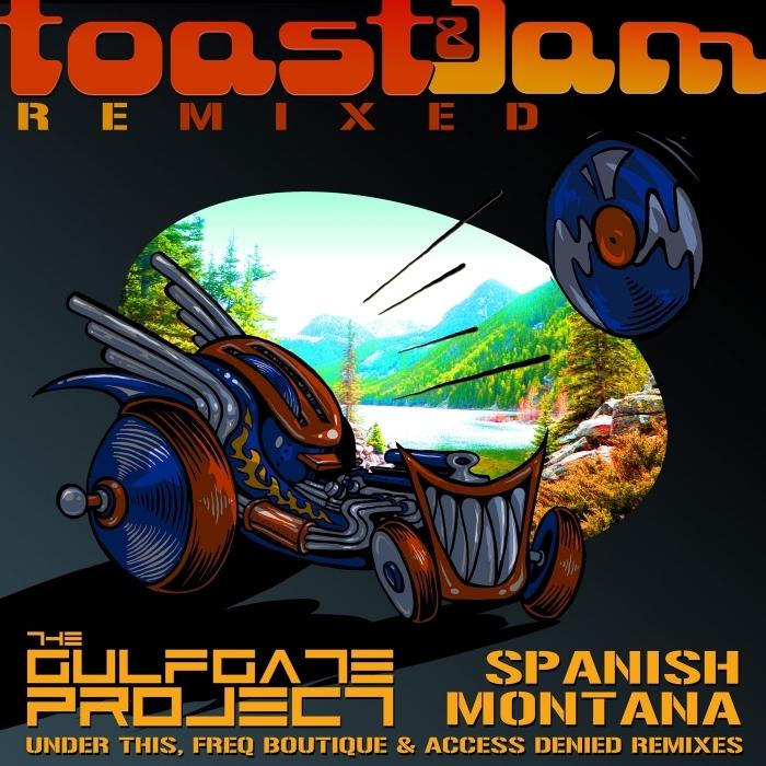 THE GULF GATE PROJECT - Spanish Montana Remixed