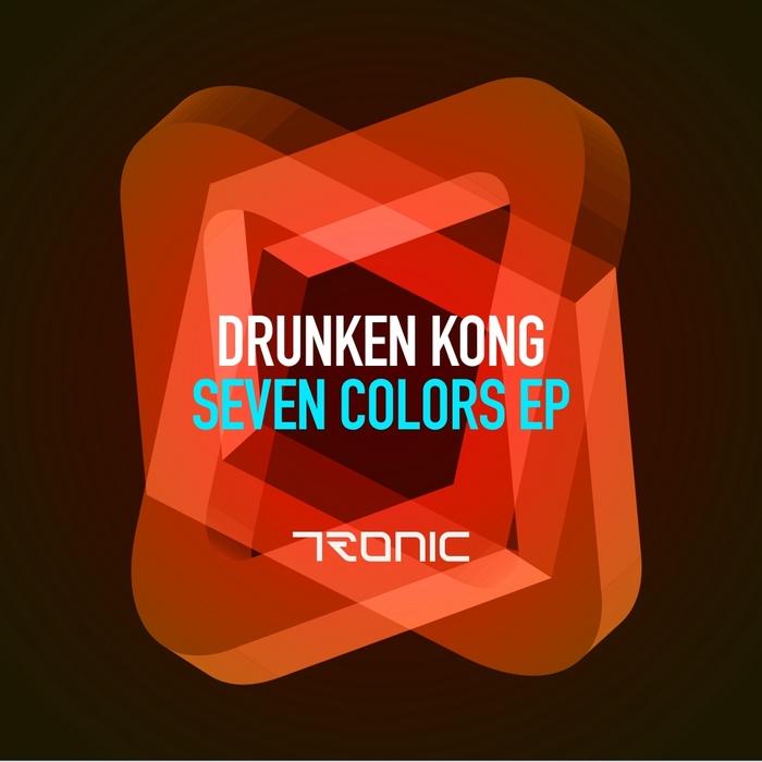 DRUNKEN KONG - Seven Colors EP