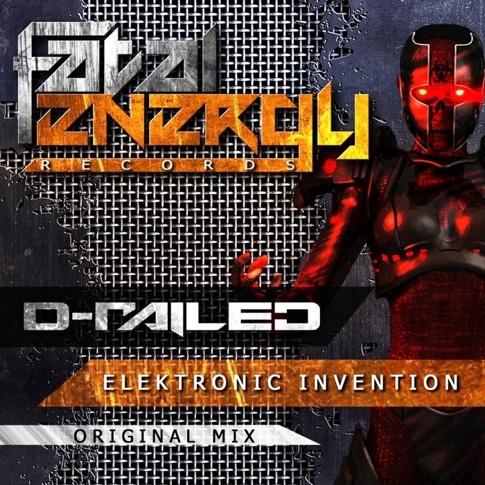 D-RAILED - Elektronic Invention
