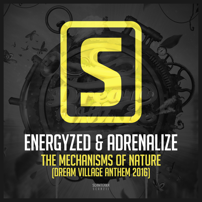 ENERGYZED & ADRENALIZE - The Mechanisms Of Nature
