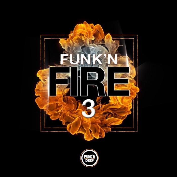 VARIOUS - Funk'n Fire 3