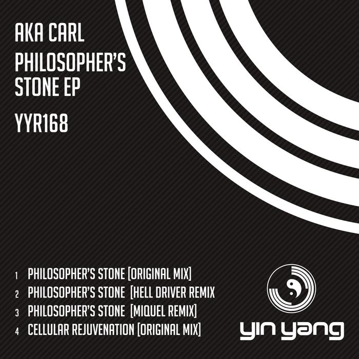 AKA CARL - Philosopher's Stone EP
