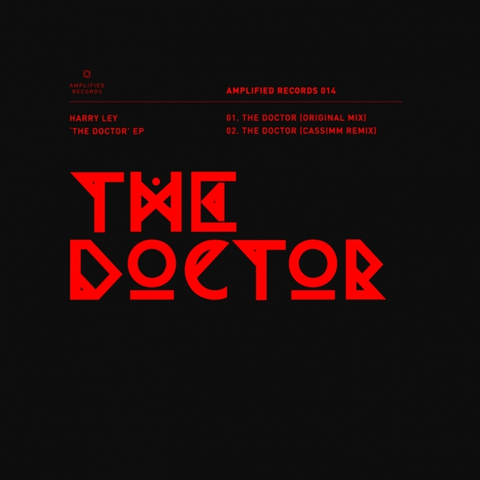 HARRY LEY - The Doctor EP