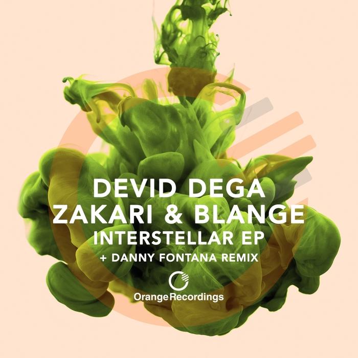 DEVID DEGA/ZAKARI&BLANGE - Interstellar EP