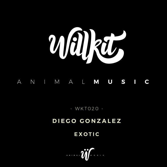 DAVID MK/DIEGO GONZALEZ - Exotic