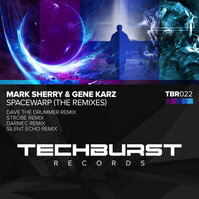 MARK SHERRY & GENE KARZ - Spacewarp