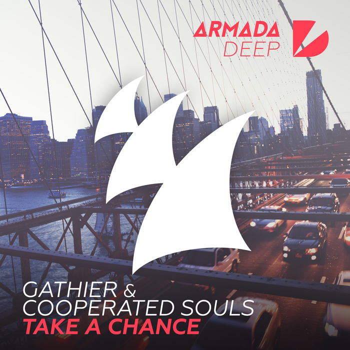 GATHIER & COOPERATED SOULS - Take A Chance