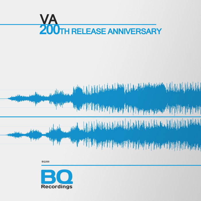 VARIOUS - 200th Release Anniversary