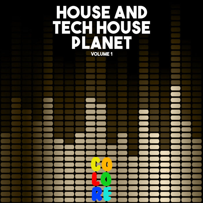 VARIOUS - House And Tech House Planet Vol 1