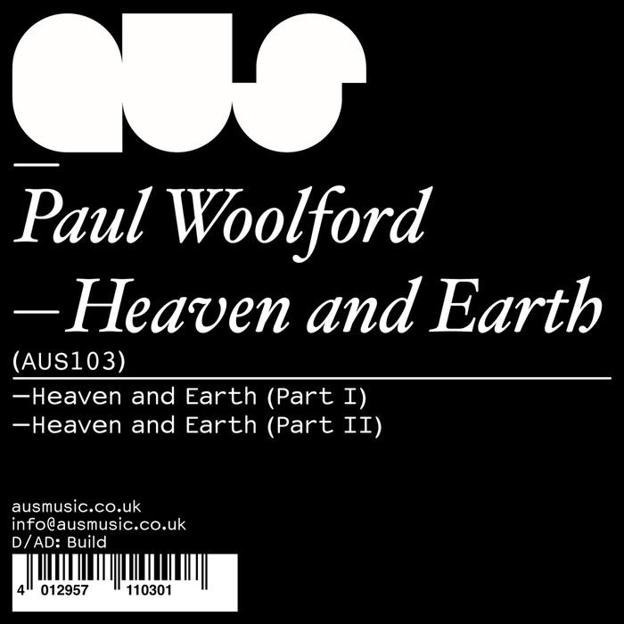PAUL WOOLFORD - Heaven & Earth