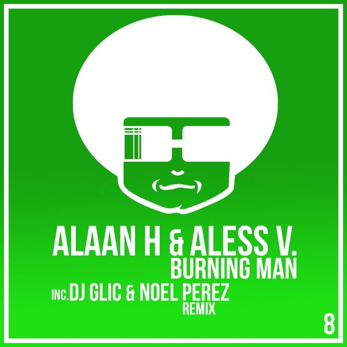 ALAAN H & ALESS v - Burning Man