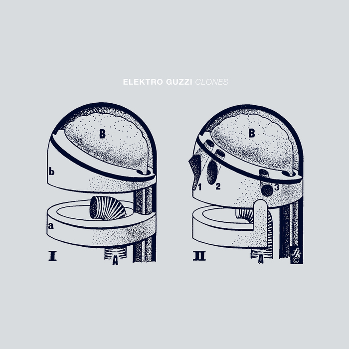 ELEKTRO GUZZI - Clones