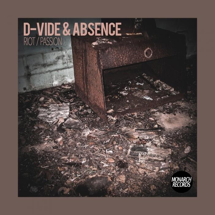 D-VIDE/ABSENCE - Riot/Passion