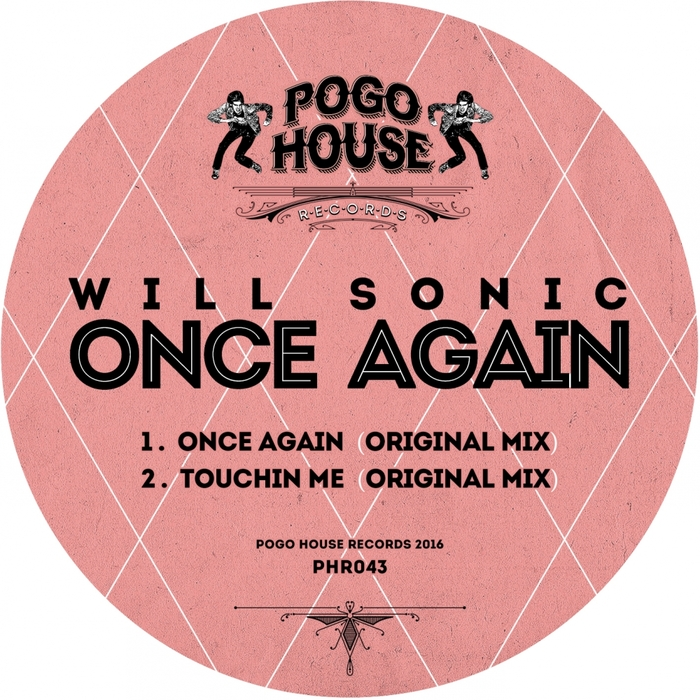WILL SONIC - Once Again