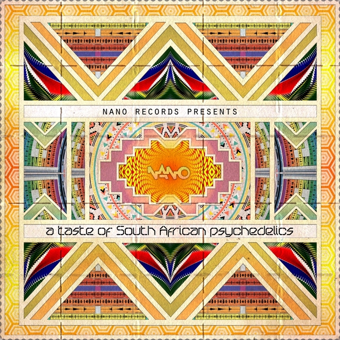 VARIOUS - A Taste Of South African Psychedelics
