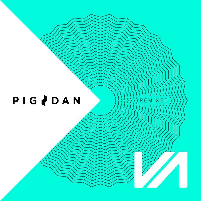 PIG&DAN - Modular Baptism (Remixes)