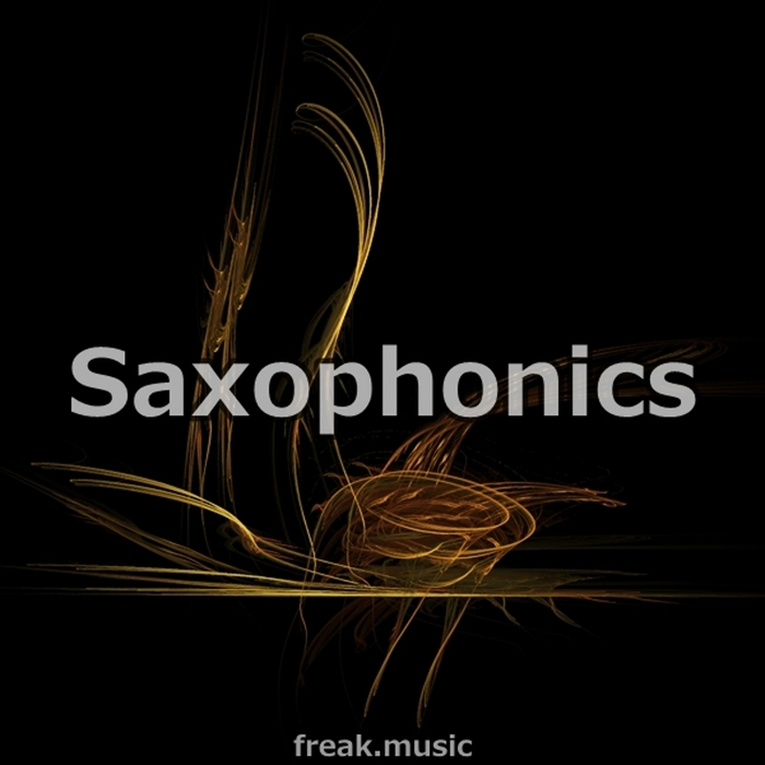 FREAK MUSIC - Saxophonics (Sample Pack WAV/MIDI)