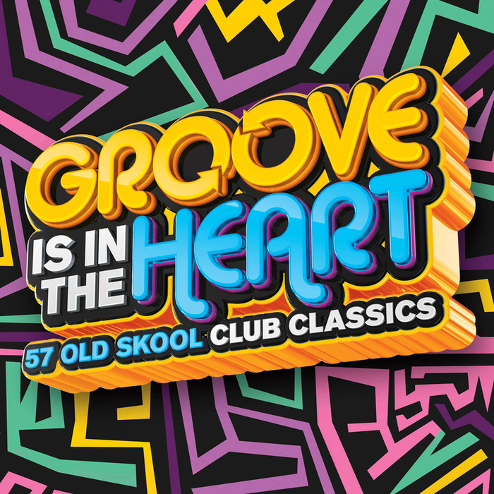 VARIOUS - Groove Is In The Heart
