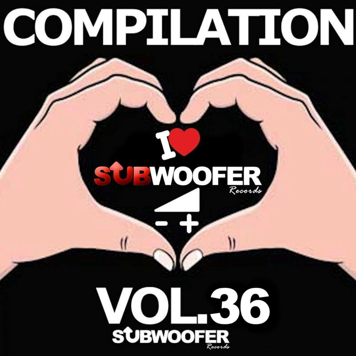 VARIOUS - I Love Subwoofer Records Techno Compilation Vol 36