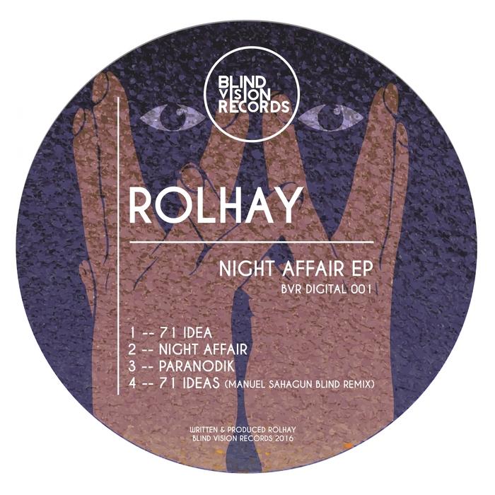ROLHAJ - Night Affair EP
