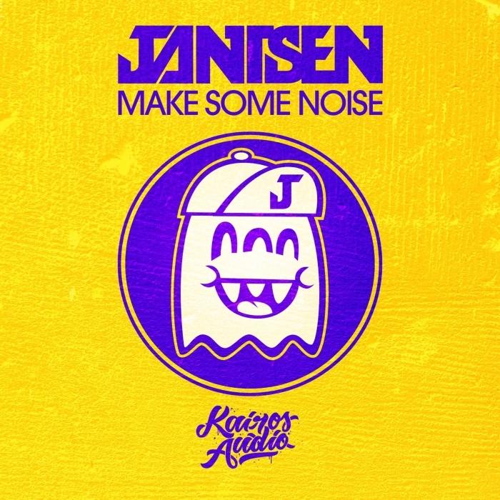 JANTSEN - Make Some Noise