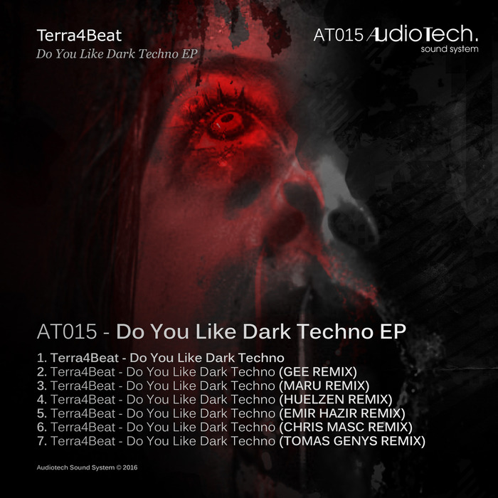 TERRA4BEAT - Do You Like Dark Techno EP