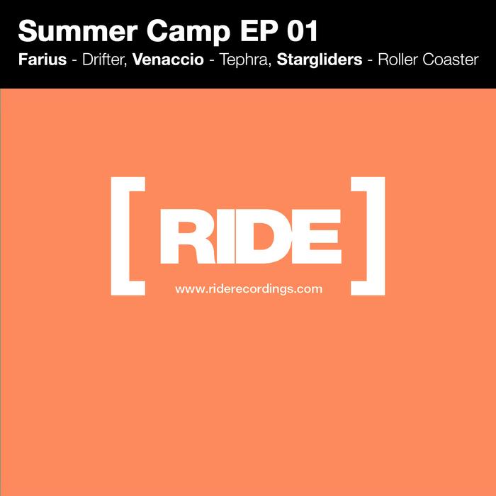 FARIUS/VENACCIO/STARGLIDERS - Summer Camp EP 01