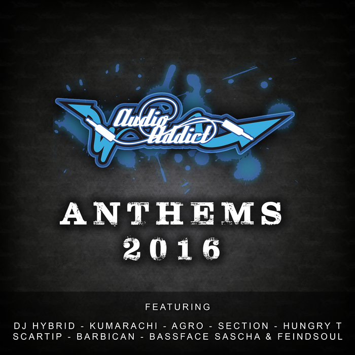 VARIOUS - Audio Addict Anthems 2016