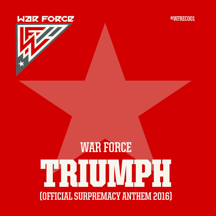 WAR FORCE - Triumph