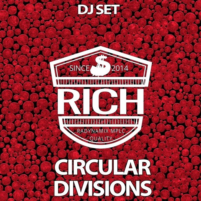 JON RICH/OZIRIZ/OXYENEN - Circular Divisions