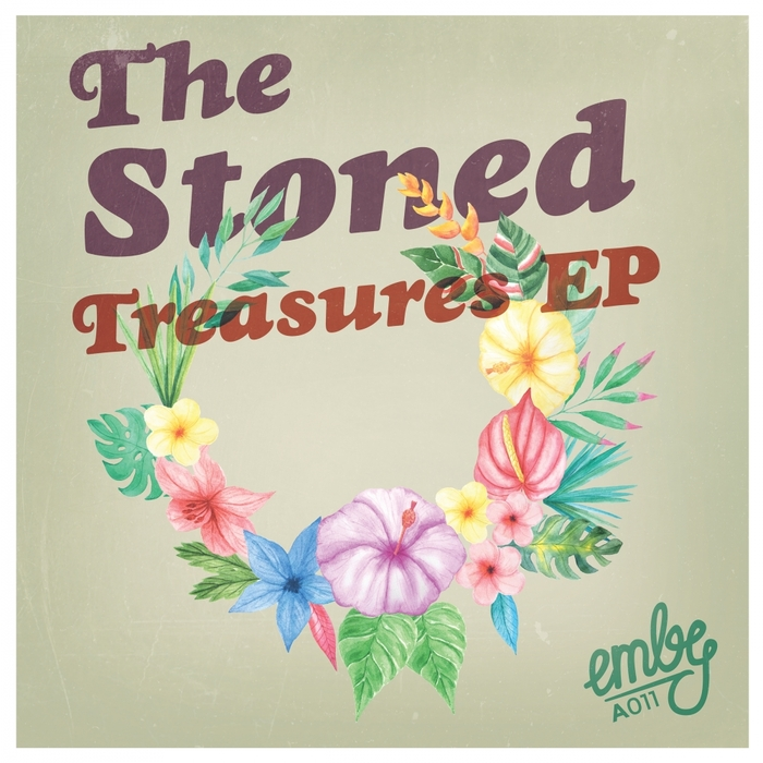 THE STONED - Treasures EP