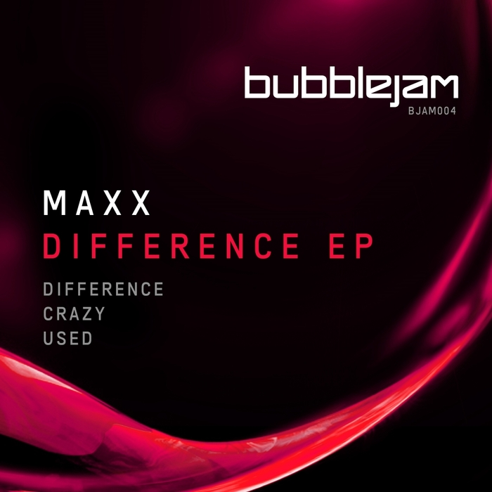 MAXX - Difference EP