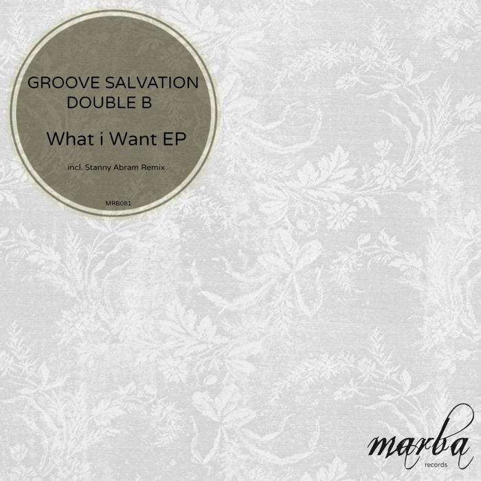 GROOVE SALVATION/DOUBLE B - What I Want EP