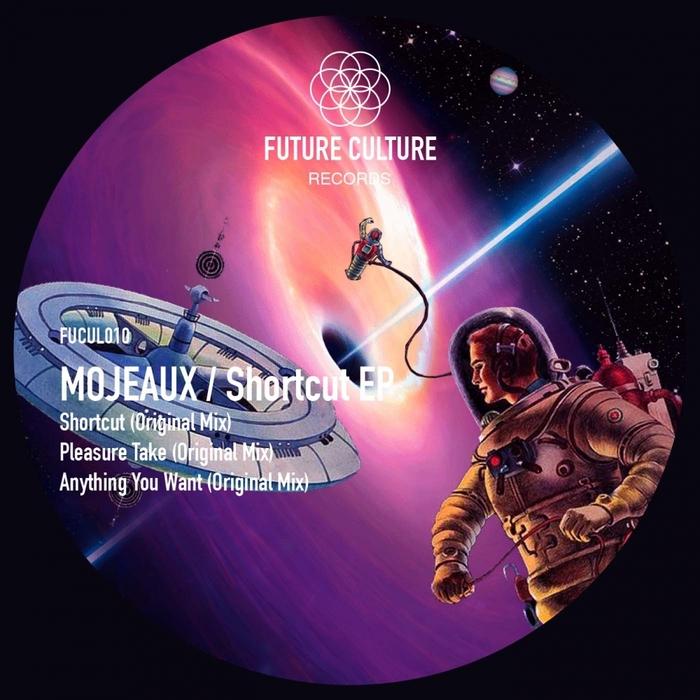 MOJEAUX - Shortcut EP
