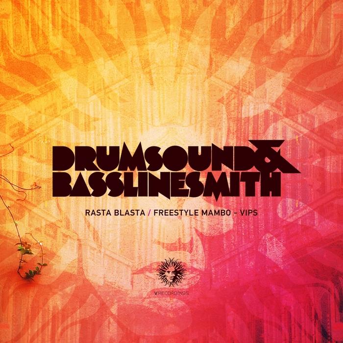 DRUMSOUND & BASSLINE SMITH - Rasta Blasta/Freestyle Mambo (VIPs)