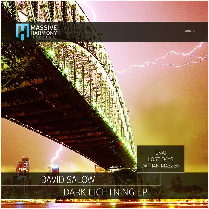 DAVID SALOW - Dark Lightning