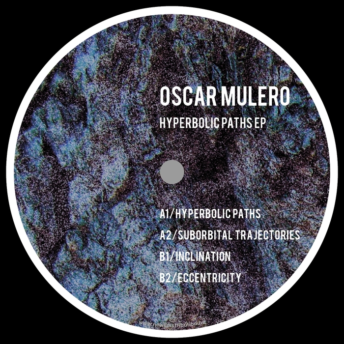 OSCAR MULERO - Hyperbolic Paths EP