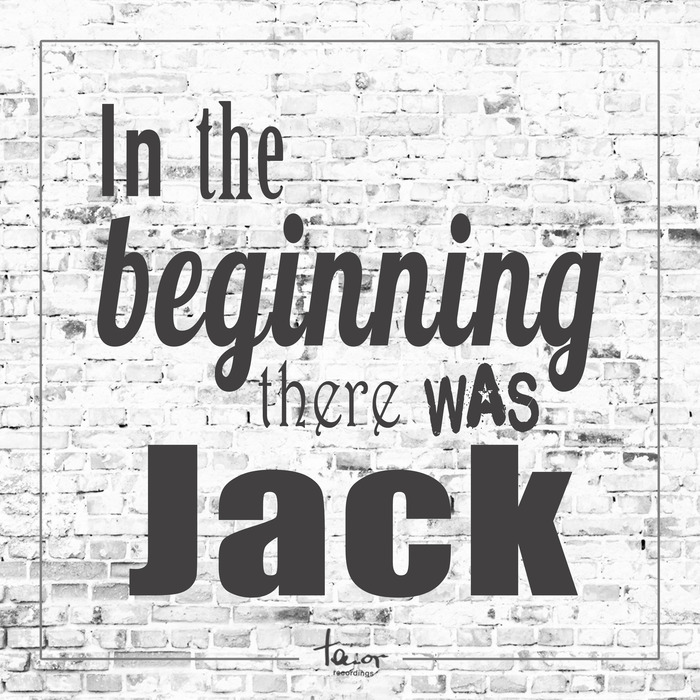 VARIOUS - In The Beginning There Was Jack