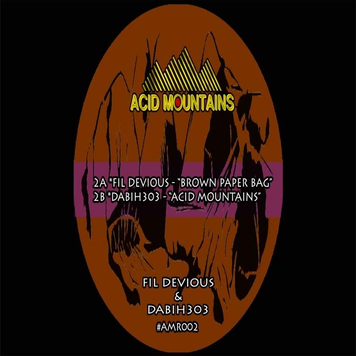 DABIH303/FIL DEVIOUS - Brown Paper Bag EP